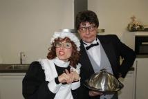 Butlers en Dienstmeid