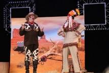 Cowboy en Indiaan