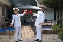 Cruise staff