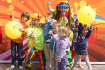 Kindertheater Koningsdag