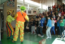 Kindertheater Koningsdag