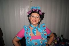 Toiletjuffrouw - Poetsdame