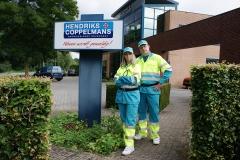 Bedrijfsbarbecue Hendriks Coppelmans
