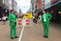 Bewustwordingscampagne in Groningen
