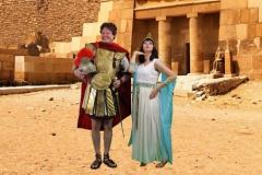 Cleopatra en Marcus 102