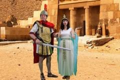 Cleopatra en Marcus 103