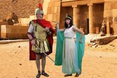 Cleopatra en Marcus 104