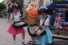 Fifties candygirls