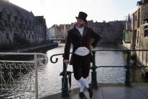 Simon Lévelt in Gent