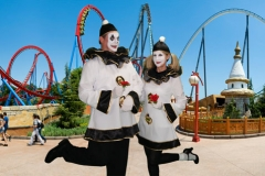 Pierrot - Mimespelers