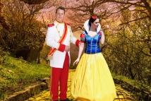 Sprookjesprins en Sneeuwwitje