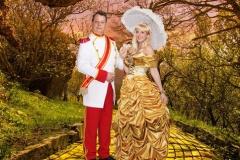 Sprookjesprins en Belle Prinses