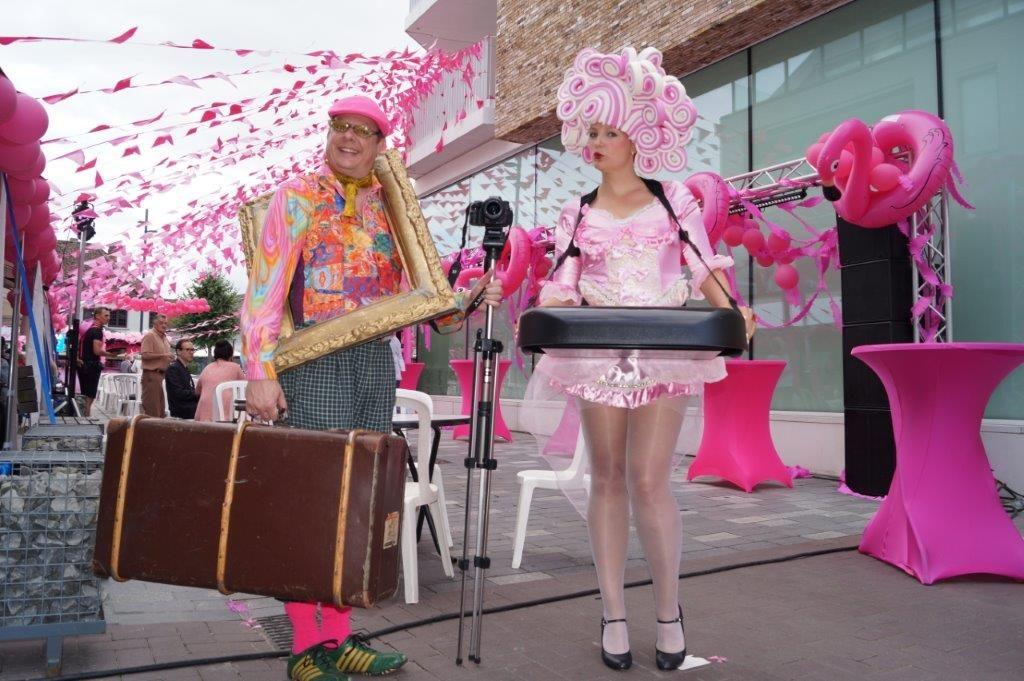 Roze maandag Lommel kermis